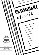 Ekonomski vjesnik : Review of Contemporary Entrepreneurship, Business, and Economic Issues,Vol. XIV No. 1-2
