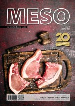 MESO : The first Croatian meat journal,Vol. XX No. 3