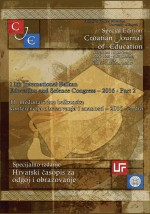 Croatian Journal of Education : Hrvatski časopis za odgoj i obrazovanje,Vol.19 No.Sp.Ed.3