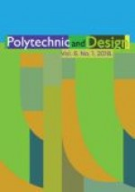 Polytechnic and design,Vol. 6 No. 1