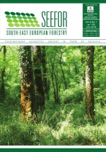 South-east European forestry,Vol.9 No.1