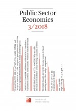 Public Sector Economics,Vol. 42 No. 3