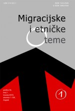 Migration and Ethnic Themes,Vol. 34 No. 1