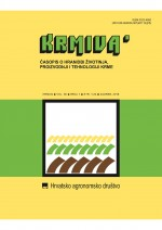 Krmiva : Review for animal feeding, production and feed technology,Vol.60 No.1