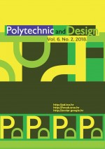 Polytechnic and design,Vol. 6 No. 2