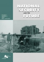 National security and the future,Vol. 7. No. 3.