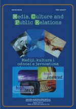 Media, culture and public relations,Vol. 9 No. 1-2