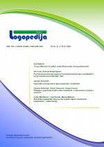 Logopedija,Vol. 8 No. 2