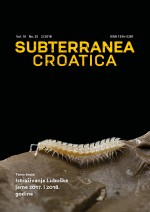 Subterranea Croatica,Vol. 16 No. 2