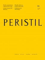 Peristil : Scholarly Journal of Art History,Vol. 61 No. 1