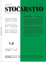 Stockbreeding : Journal of Animal Improvement,Vol. 72 No. 1-2