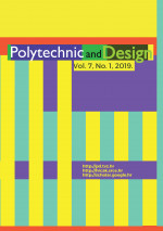 Polytechnic and design,Vol. 7 No. 1