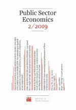 Public Sector Economics,Vol. 43 No. 2