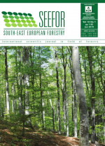 South-east European forestry,Vol. 10 No. 1