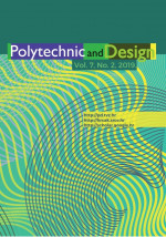 Polytechnic and design,Vol. 7 No. 2