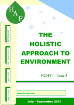 The holistic approach to environment,Vol. 9 No. 3