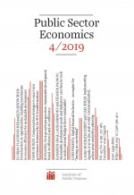 Public Sector Economics,Vol. 43 No. 4