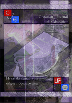 Croatian Journal of Education : Hrvatski časopis za odgoj i obrazovanje,Vol. 21 No. 4