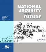 National security and the future,Vol. 20 No. 3