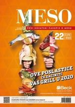 MESO : The first Croatian meat journal,Vol. XXII No. 2.