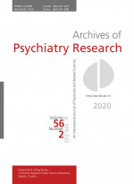 Archives of Psychiatry Research : An International Journal of Psychiatry and Related Sciences,Vol. 56 No. 2