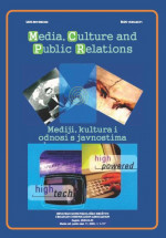 Media, culture and public relations,Vol. 11 No. 1