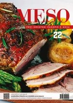 MESO : The first Croatian meat journal,Vol. XXII No. 3