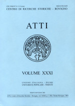 Atti,Vol. XXXI No. 1