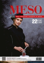 MESO : The first Croatian meat journal,Vol. XXII No. 5