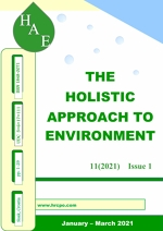 The holistic approach to environment,Vol. 11 No. 1