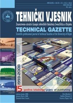 Technical gazette,Vol. 15 No. 1