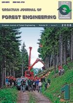 Croatian Journal of Forest Engineering : Journal for Theory and Application of Forestry Engineering,Vol. 29 No. 1