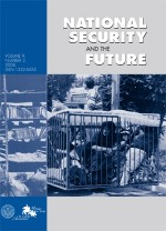 National security and the future,Vol. 9 No. 3