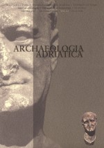 Archaeologia Adriatica,Vol. 2 No. 2