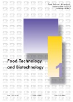 Food Technology and Biotechnology,Vol. 48 No. 1