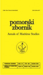Pomorski zbornik,Vol. 39 No. 1