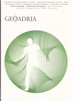 Geoadria,Vol. 15 No. 1