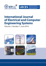 International journal of electrical and computer engineering systems,Vol. 1 No. 1
