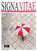 Signa vitae : journal for intesive care and emergency medicine,Vol. 6 No. 1
