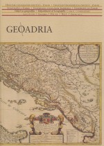 Geoadria,Vol. 16 No. 1