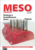 MESO : The first Croatian meat journal,Vol. XIII No. 3