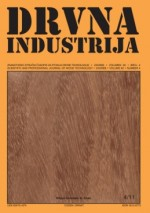 Drvna industrija,Vol.62 No.4