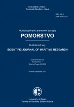 Pomorstvo,Vol. 25 No. 2