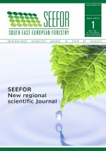 South-east European forestry,Vol.1 No.1