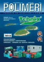 Polimeri: Plastics and Rubber Journal,Vol.25 No.1-2