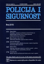 Police and Security,Vol. 19 No. 2