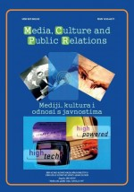 Media, Culture and Public Relations,Vol.3 No.1