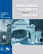 National security and the future,Vol. 10 No. 3-4