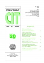 Journal of computing and information technology,Vol.20 No.2