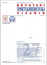 Croatian sports medicine journal,Vol. 27 No. 1